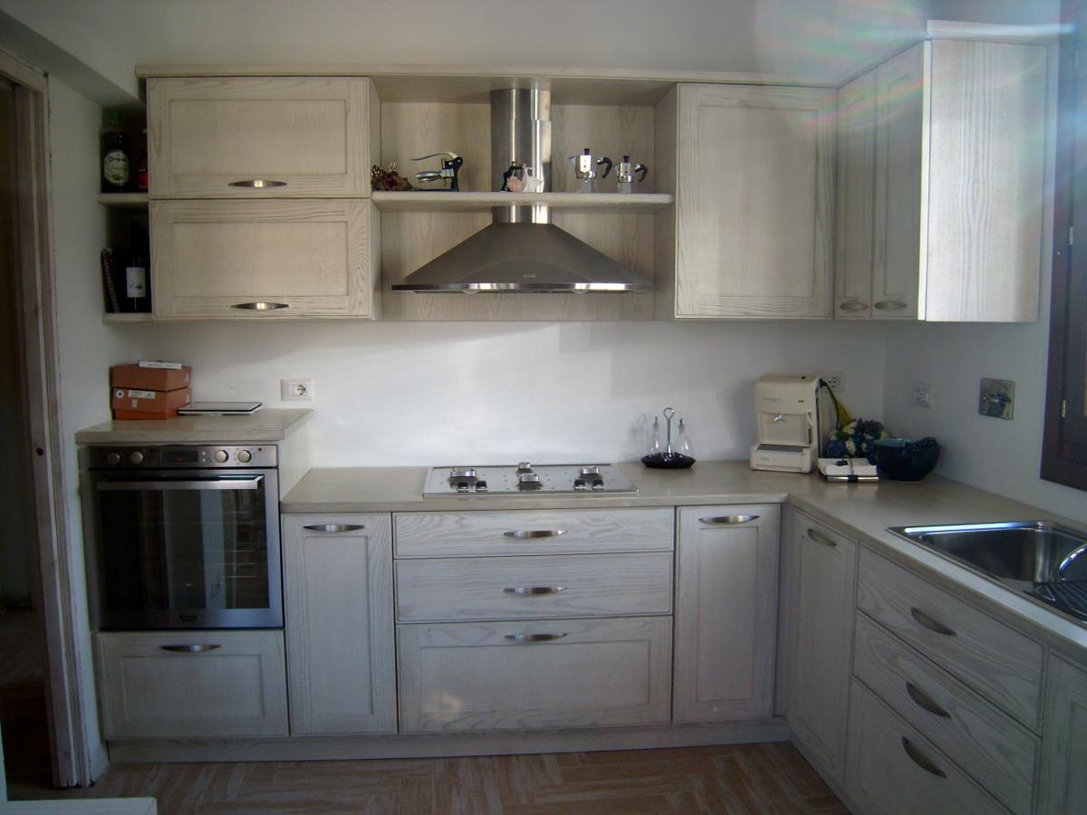 cucina angolo