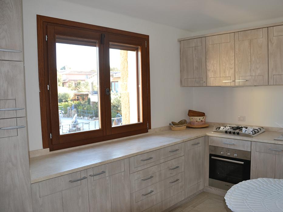 Emejing cucina ad angolo con finestra gallery home interior ideas - Cucina ad angolo con finestra ...