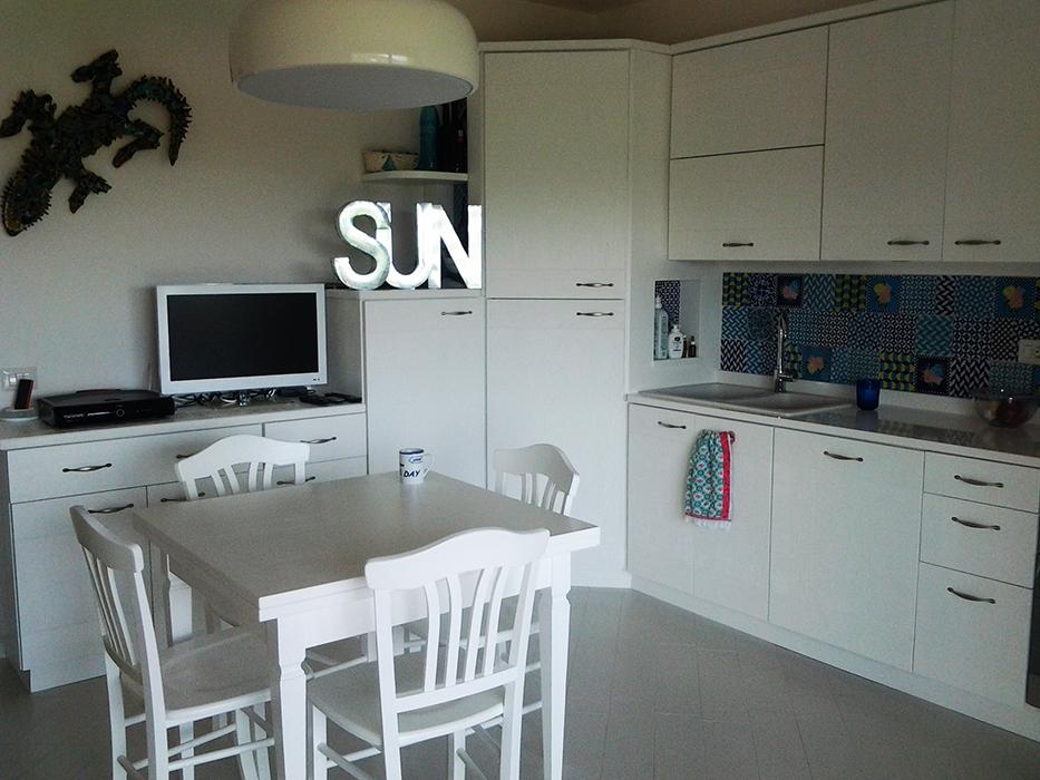 cucina estate laccata