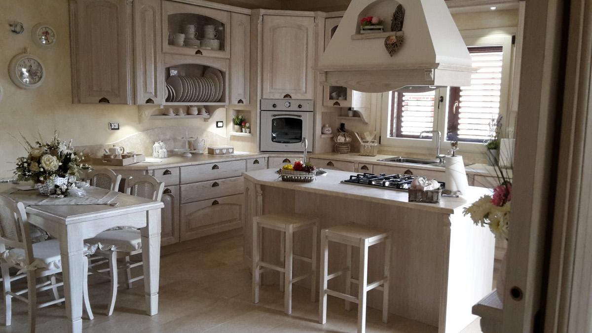 cucine componibili su misura classiche e moderne olbia