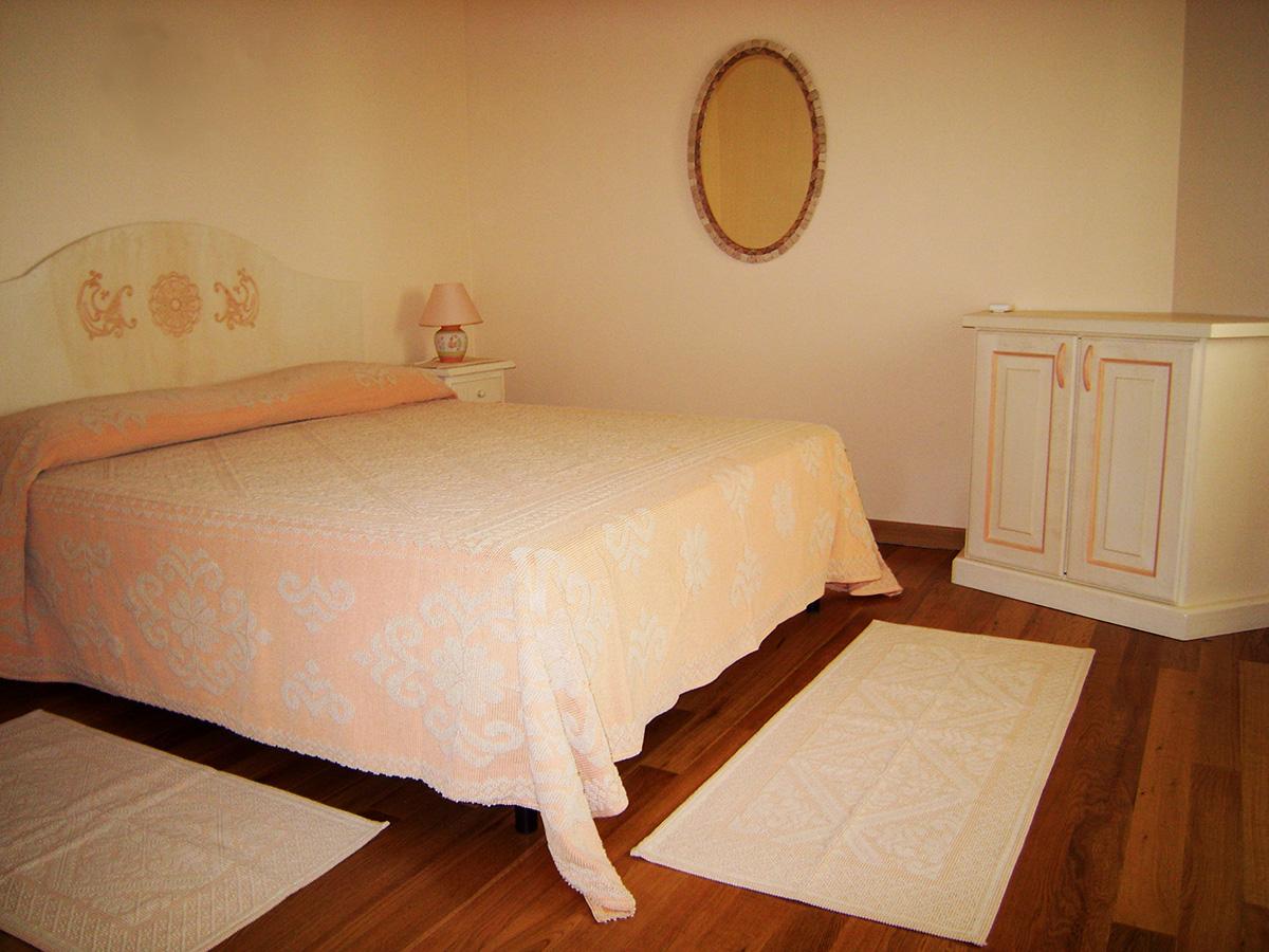 camere da letto stile sardo
