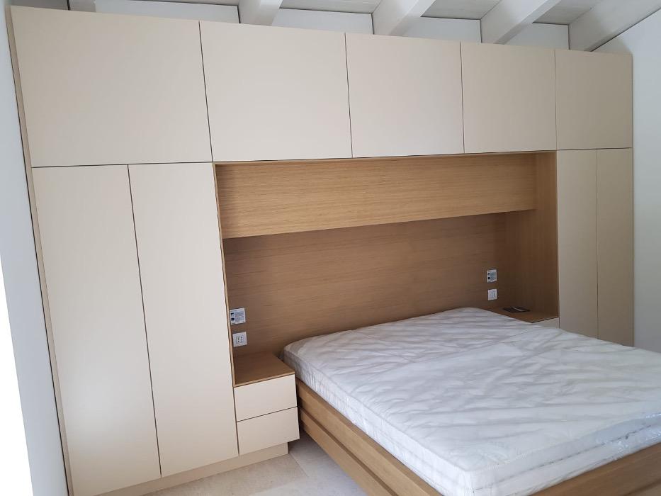camere da letto ponte moderne